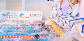 Finalul probelor la feminin la Cupa României de Natație. Întreceri la Târgoviște