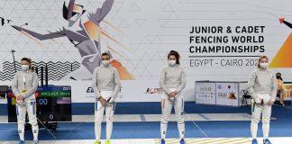 Ilinca Pantiș, Maria Matei, Felicia Iacob și Mihaela Chițu sunt medaliate la Mondiale