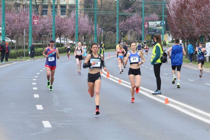 Adelina Panaet este campioană națională la 10000 metri. Rezultate de la Timișoara
