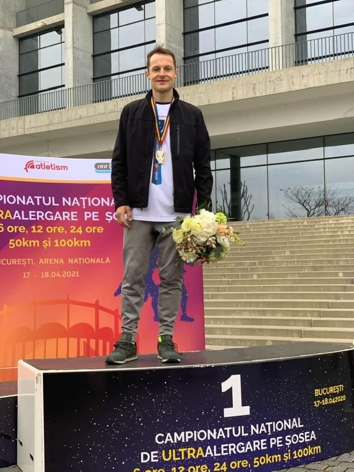 "277.476 kilometri o cifra istorica ""imbratisata"" de Iulian Filipov"