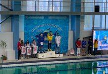 Medalii la înot pentru România la Multinations Swimming meet youth de la Kiev