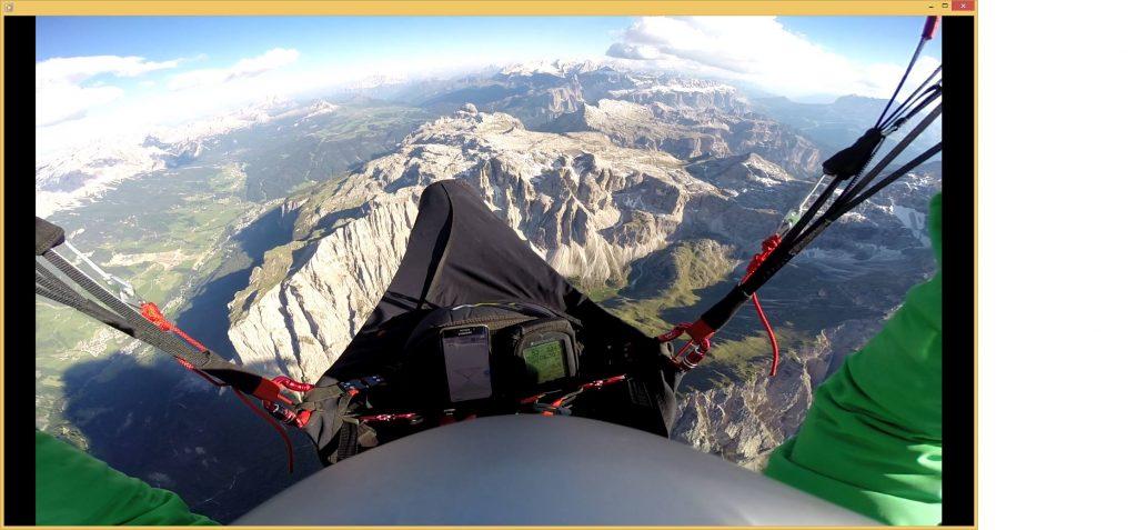 Cristian Deacu despre Paragliding. Campion la parapantă!