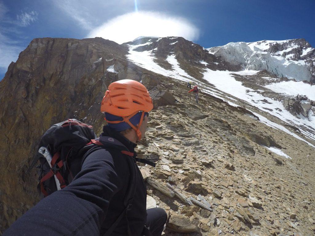 Horia Colibășanu surprins de avalanșă la 6800 de metri altitudine pe Dhaulagiri!