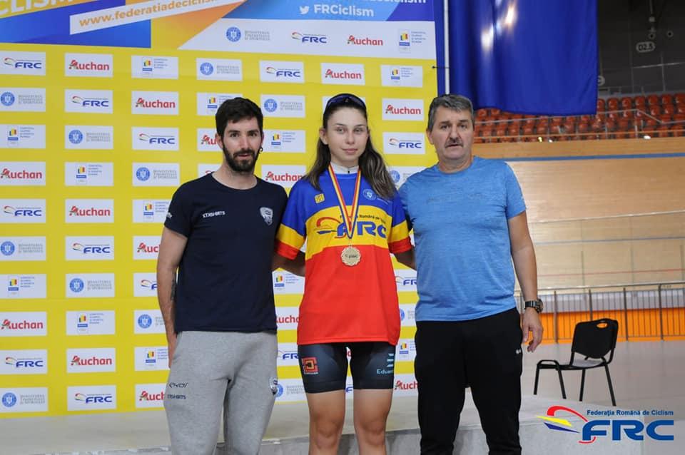 Alexandra Cioclu câștigă la Deva. Declarația învingătoarei