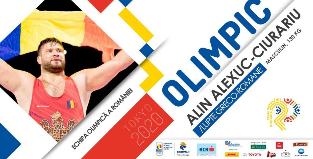 Alin Alexuc-Ciurariu este al 66-lea sportiv calificat al României la Tokyo