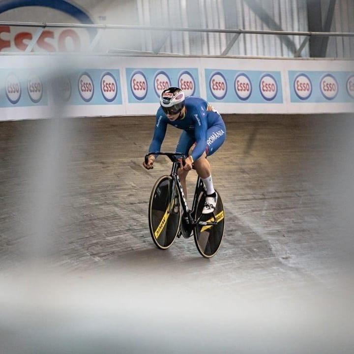 Norbert Szabo participă în perioada 13-16 mai în Asia la Sprint, Keirin și Time Trial