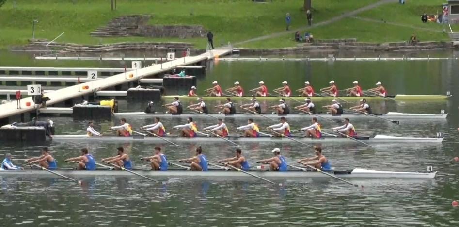 Calificări pentru Jocurile Olimpice la canotaj în Lucerna