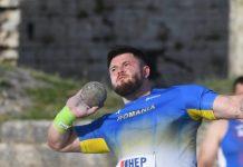 Rareș Toader a câștigat Cupa Europei la aruncări de la Split!