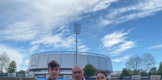 "Trei atleți ai CSM Dorna Vatra-Dornei vor concura la ""Moldovan Youth Challenge"""