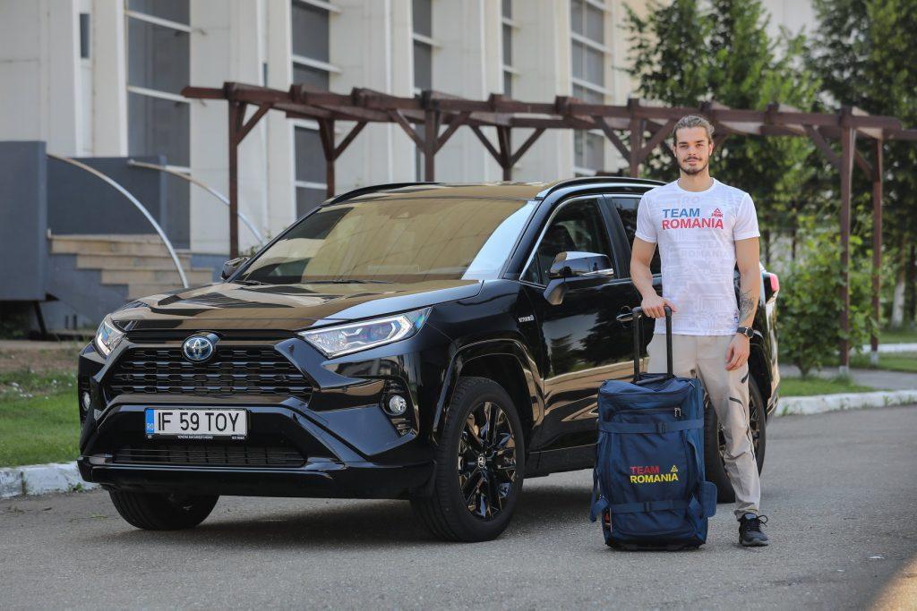 Robert Glință rămâne primul!Luna viitoare încep Jocurile Olimpice
