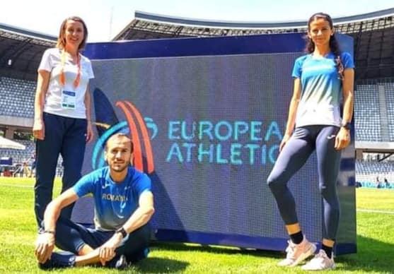 Adelina Panaet este prima medaliată a României la Europenele pe Echipe de la Cluj