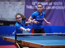 România joacă pentru medalii le Europenele de tenis de masă din Croația