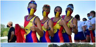 România are noi medalii la canotaj după evoluția excelentă la Tokyo