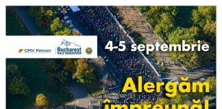 Aproximativ 10.000 de alergători participă la Semimaratonul Bucureşti