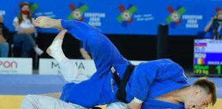 Adrian Şulcă este campion european la judo, la juniori, în Luxemburg