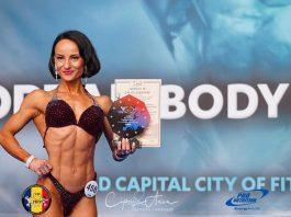 Daniela Martinescu adună titluri naționale în pregătirea pentru Mondiale