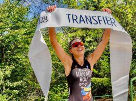 Antoanela Manac s-a impus în primul Half Ironman din palmares