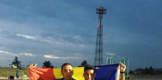 Campionul european U20 al Romaniei, la 10000m, Rusu castiga din nou!