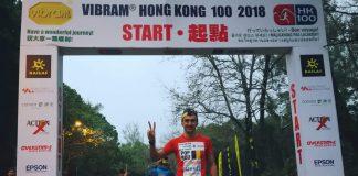 Primul roman la finish in Ultra Trail World Tour 2018! Vlad termina prima etapa in Hong Kong!