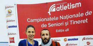 Pe podium la Campionatele Nationale de Atletism! Va prezentam topurile