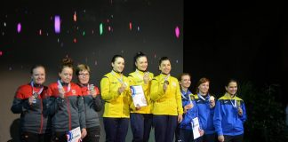 Romania castiga medaliile de aur la Campionatul European de Tir!