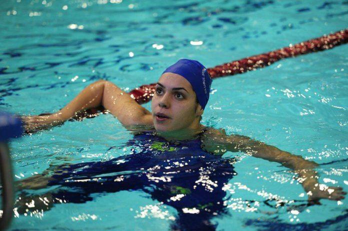 Alexandra Dobrin a trecut peste cumpana carierei la inot. Motivatie si obiective!