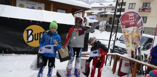 David Cernea: aparitia de senzatie in schiul alpin romanesc!