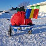 Tibi Useriu trece de al patrulea punct de verificare! E lider autoritar in 6633 Arctic Ultra
