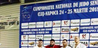 Misiune pentru Euro! Judoka Simionescu a fost ovationat de public