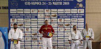 "Daniel Natea castiga ""Nationalele"" Open de Judo dupa o pauza de 6 luni!"