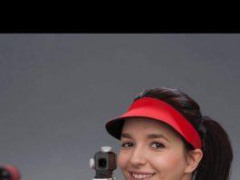 Laura Coman castiga medalia de aur in Mexic si va deveni numarul 1 mondial la Tir!