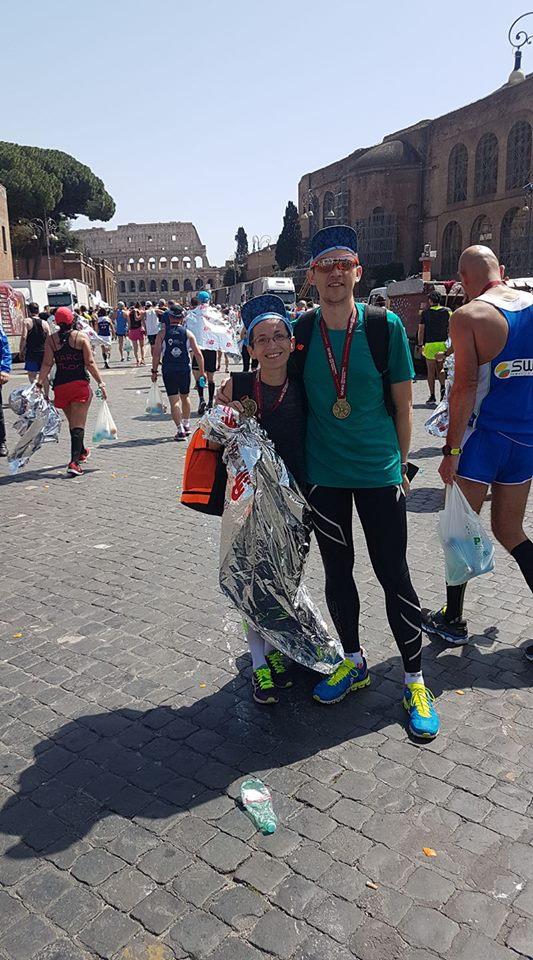Gabriel Solomon e cel mai bine plasat roman la Maratonul de la Roma.