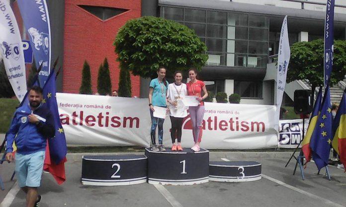 Andreea Alina Piscu s-a impus la Craiova. Victorie la semimaraton.