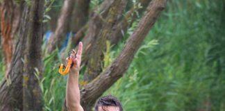 Mihai Vigariu a castigat primul concurs si primul titlu national la Ironman