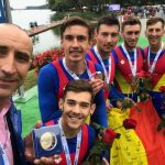 Adrian Munteanu si povestea medaliilor in Canotaj