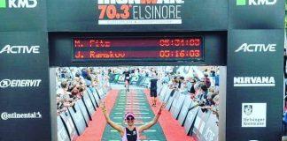 Gerda Dumitru se pregateste de Mondial dupa Half Ironman in Danemarca