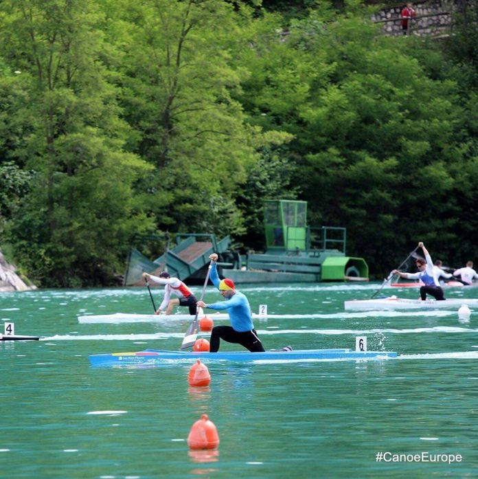 Medalii castigate la Campionatele Europene de kaiac-canoe la Auronzo.