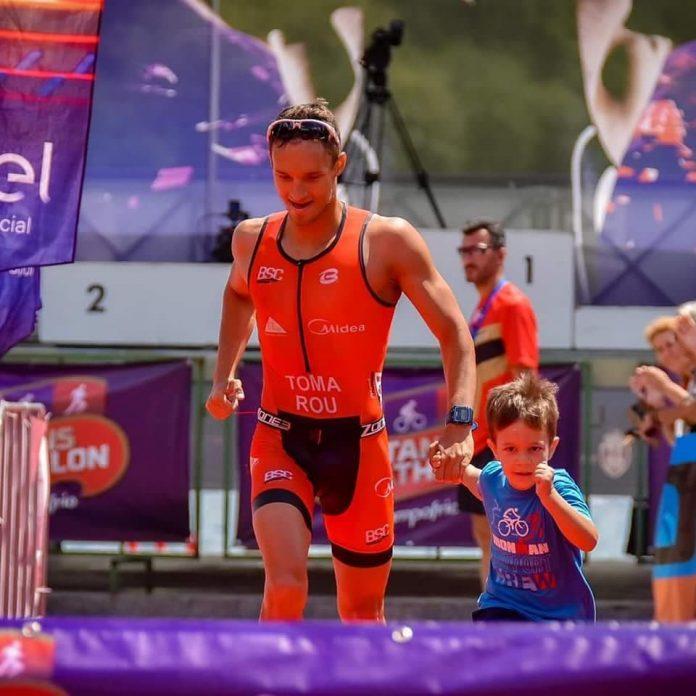 Alex Toma a castigat Delta Triathlon Sprint si pregateste Trichallenge Mamaia