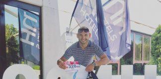 """Politistul de frontiera Radu Roman la start """"in cea mai lunga zi''"""