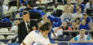 Cleonia Riciu si povestea medaliei de la Mondialele de judo pentru juniori