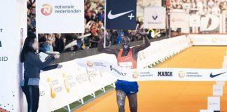 Cea mai tare cursa de 10 km! A castigat atletul care s-a intalnit in 2016 cu un roman