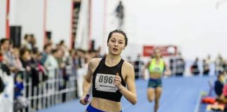 Cristina Daniela Balan tripla castigatoare la Cupa RMA vorbeste despre atletism