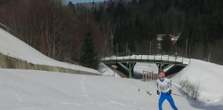 Mihai Stefan Biris vorbeste despre victoriile in Biatlon! Rezultate la Nationale