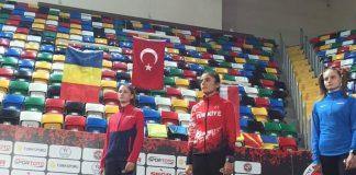 5 medalii castigate la Campionatele Balcanice! Timpau analizeaza evolutia atletelor