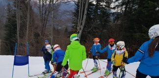 Rezultate la Super Combinata la Nationalele de Schi Alpin pentru juniori mici