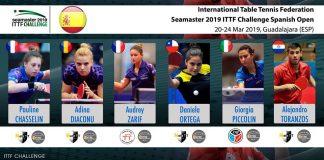 Argint pentru Adina Mihaela Diaconu la tenis de masa la Openul Spaniei!