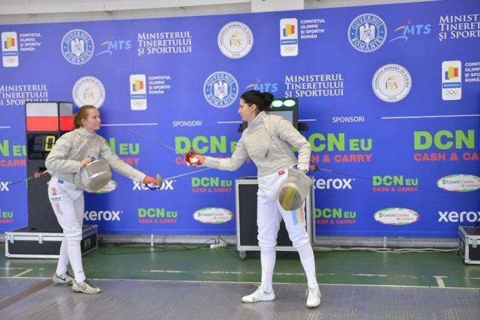 Bianca Pascu este sextupla campioana la sabie! Evolutie de exceptie a dinamovistei
