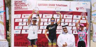 Clasari pe podium pentru Romania la Triatlon! Vesti de la Doha si Sharm el-Sheih