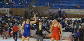 Alin Alexuc Ciurariu lupta si castiga medalii pentru Romania!