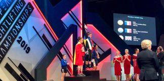 6 medalii de aur castigate pentru Romania si 12 in total la Europenele de Haltere!